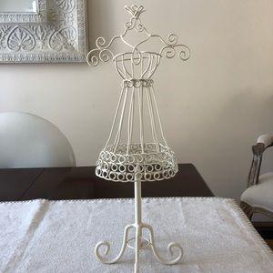 Jewelry decorative stand